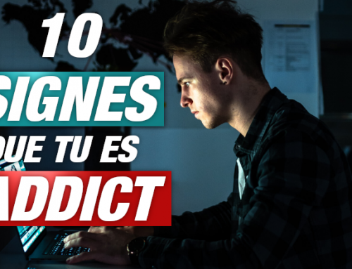 10 Symptômes de l'addiction au porno
